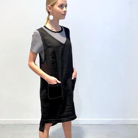 XLAB LIVE IN NOW BLACK DRESS