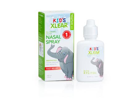 Xlear Nasal Spray Kids 22ml