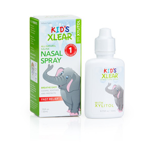 Xlear Nasal Spray Kids 22ml