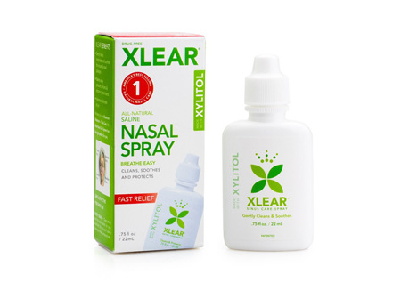 Xlear Nasal Spray with Measured Pump 45ml