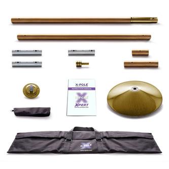 XPERT (NX) Pole Set - 45mm Brass