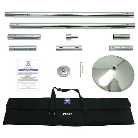 XPERT (NX) Pole Set - 45mm Chrome