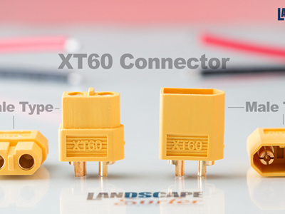 XT60 Connector - 3 Pack