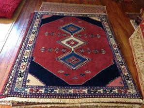Yalameh 147  x191 cm