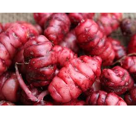 Yams Red Organic Approx 500g