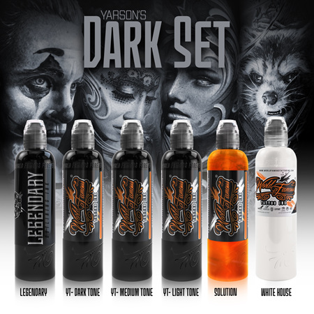 Yarson Dark Set 1oz