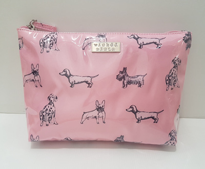 Year of the dog - Soft A-Line Cosmetic Bag