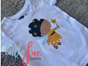 Yellow Flower Fairy T-shirt