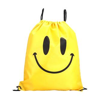 Yellow Happy Face Swim Bag