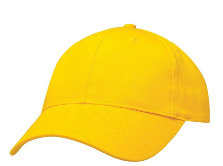 Yellow Kids Cap