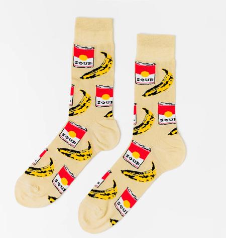 Yellow Owl Socks - Men's