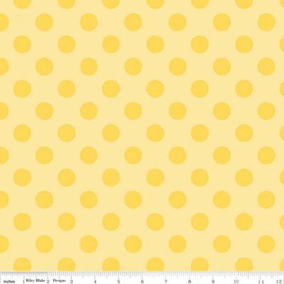 Yellow spot bib