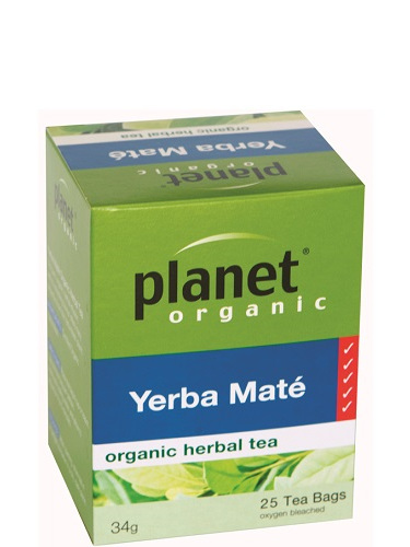 Yerba Mate Tea - 25 bag