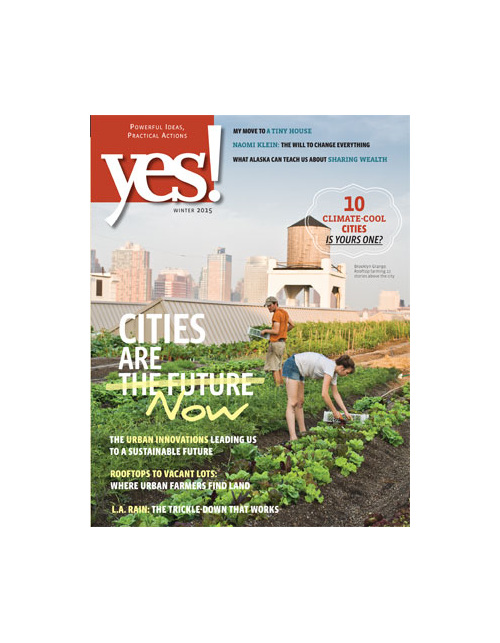 Yes 72 Cities are the future Now