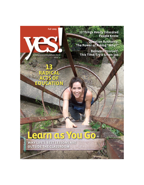 Yes! Issue 51 Education