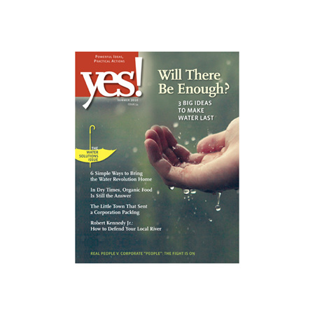Yes! Issue 54 Water Solutions