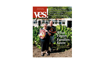 Yes! Issue 56 Winter 2011 Families