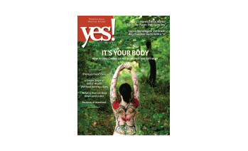 Yes! Issue 63 Fall 2012 Bodies