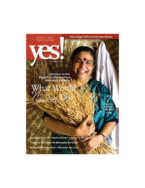 Yes! Issue 64 Winter 2013 Nature