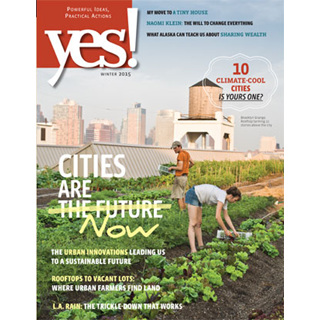 Yes! Issue 72, Cities are Now