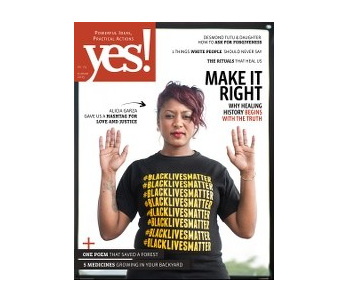 Yes! Issue 74, Make it Right