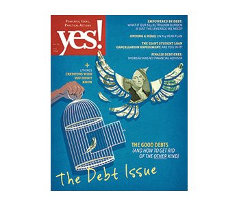 Yes! Issue 75, The Debt Issue
