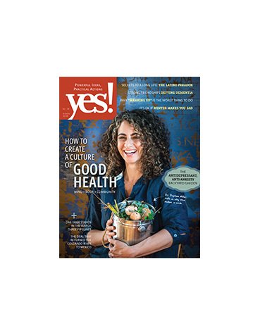 Yes Issue 76 Good Health