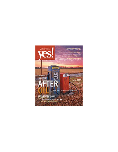 Yes Issue 77 Life after OIl