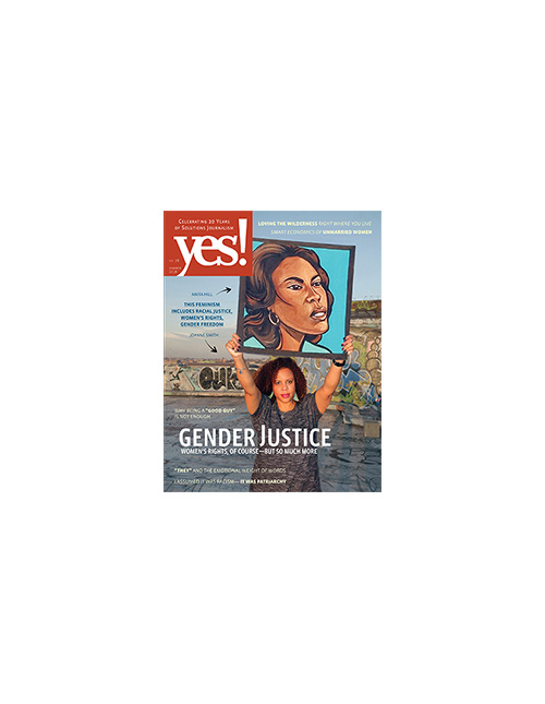 Yes! Issue 78 Gender Justice