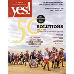 Yes! Issue 80, 50 Solutions