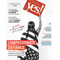 Yes! Issue 82 The Sanctuary Issue