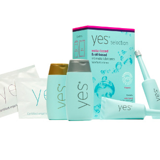 Yes Lubricants Selection Pack