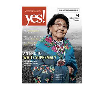 Yes magazine issue 85