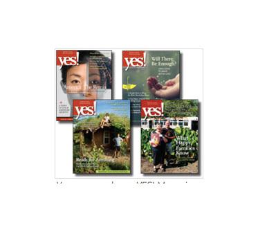 YES! Magazine Subscription