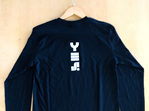 YES Men's Long Sleeve T-Shirts