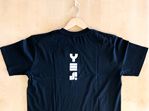 YES Men's T-Shirt - Black