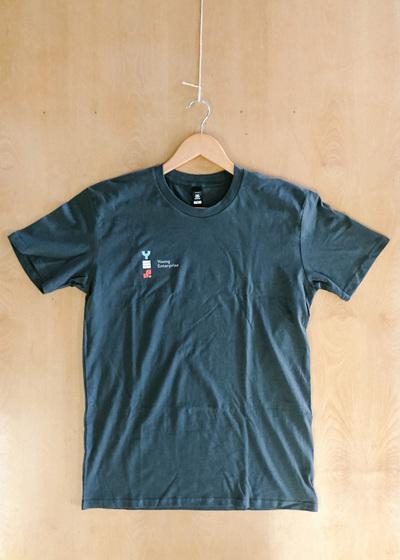 YES Men's T-Shirt - Charcoal