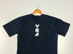 YES T-Shirt Men's - Navy