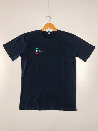 YES T-Shirt Men's - Navy
