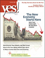 Yes! Issue 50, The New Economy