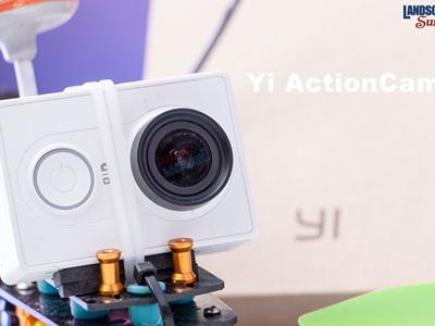 XiaoMi Yi Ambarella A7LS BSI CMOS WIFI Sports Action Camera