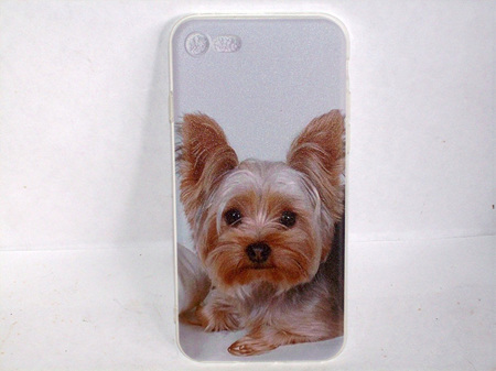 Yorkshire Terrior Cell Phone Cover For i Phone 8