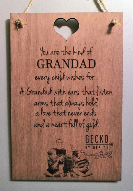 You are the Kind of Grandad