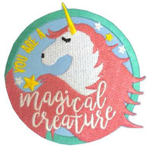 You area magical creature patch