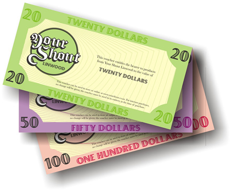 Your Shout Vouchers