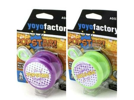 YoYo Factory - Popstar!