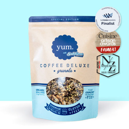 YUM Granola Coffee Deluxe 350g