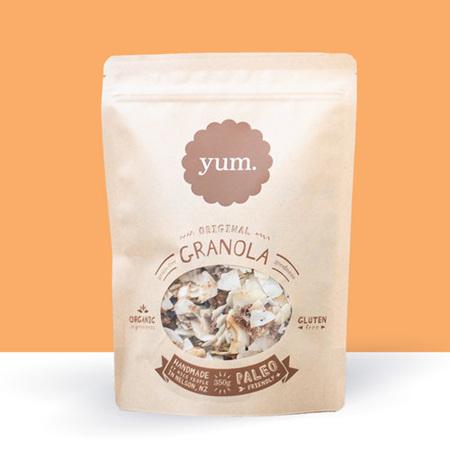 YUM Granola Original - 3 sizes