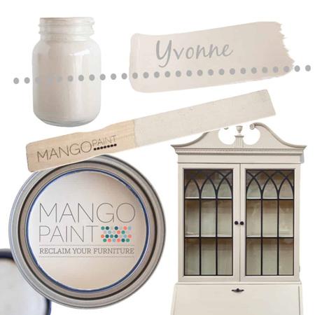 Yvonne Mango Paint