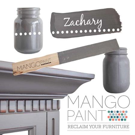 Zachary Mango Paint